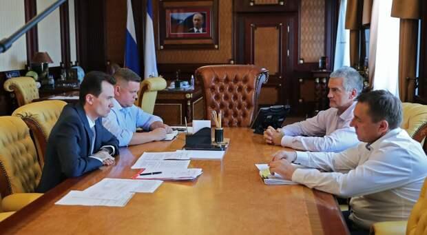 В Крыму появилось новое министерство