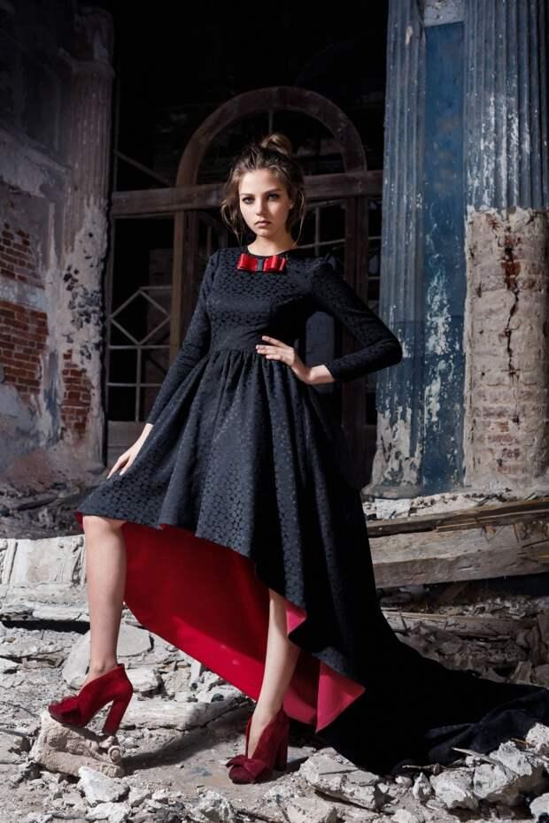 Вопиющая женственность в работах дизайнера Беллы Потемкиной