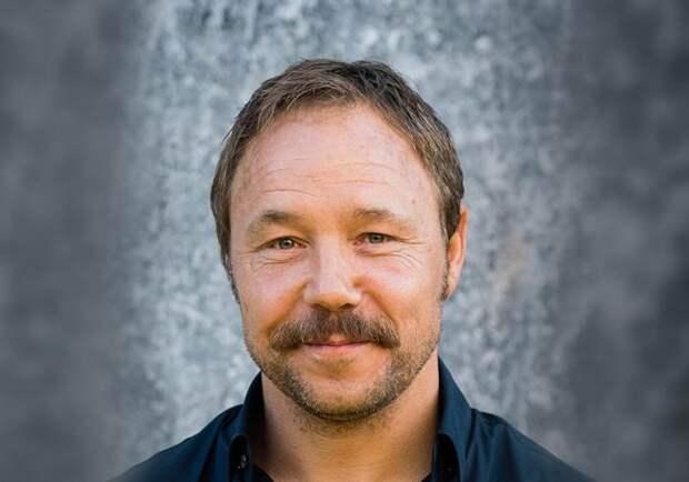 Стивен Грэм отправится в Арктику с Колином Фарреллом