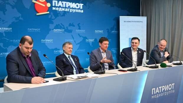 """Медиагруппа """"Патриот"""" проведет пресс-конференцию по случаю празднования 9 Мая"""