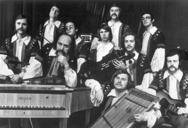 Пионеры фольклорного бита: секреты популярности «Песняров»