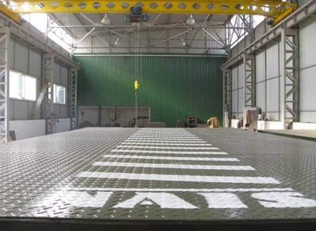 В Ростове разработан высокоточный весовой комплекс