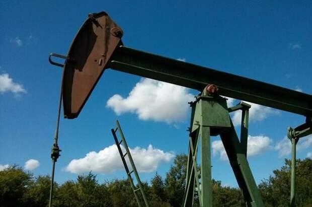 Цены на нефть марки Brent выросли до 69,09 доллара за баррель