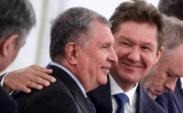 Myśl Polska: Роснефть диверсифицировала Польшу