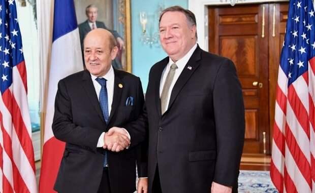 США иФранция имеют «ряд вопросов» кТурции понескольким регионам