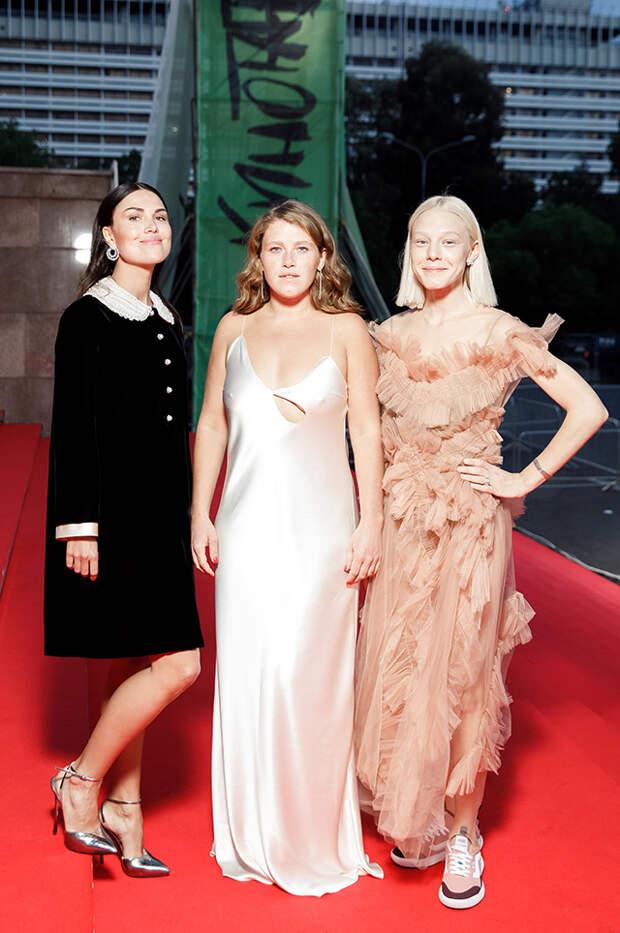 Кинотавр-2020: Паулина Андреева, Оксана Фандера и Кристина Асмус