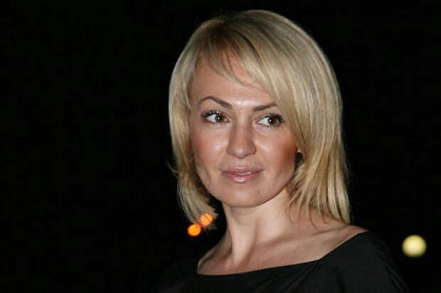 Рудковская прокомментировала сообщения олюбовнице Плющенко