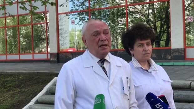 Московские врачи рассказали о состоянии детей, пострадавших при стрельбе в казанской школе
