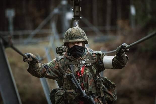 «Это огромные суммы»: в Германии подсчитали, сколько придётся тратить на армию в случае соответствия требованиям НАТО