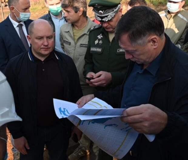 Итоги визита вице-премьера Марата Хуснуллина в Севастополь
