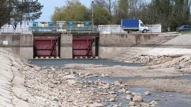 Франция помогает киевской хунте устроить водную блокаду Донбасса?