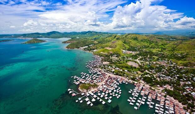 Компания Total хотела бы сжижать газ Папуа Новой Гвинеи