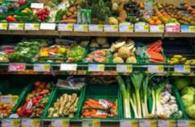 Магазины Австрии начнут бесплатно раздавать продукты