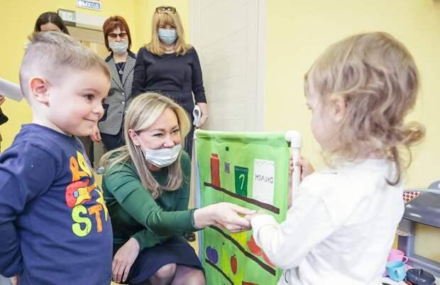 Пять детских мини-садов откроют в Балашихе в этом году