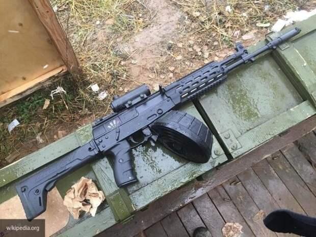 "Концерн ""Калашников"" обновил автомат АК-12"