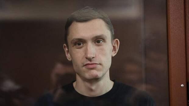 Константину Котову сократили приговор до 1,5 лет колонии