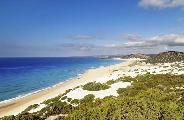 Золотой берег Кипр