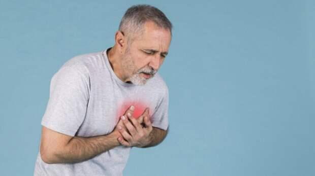 Одышка и боли в груди оказались предвестниками тромбоза