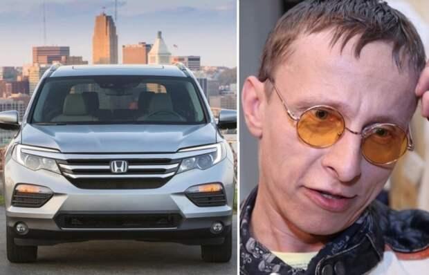 Гараж Ивана Охлобыстина: почему звезда предпочла восьмиместный «автобус» машине своей мечты