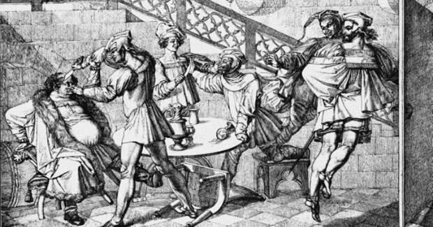 Суровые студенты Средневековья: как проходила самая масштабная в истории студенческая драка