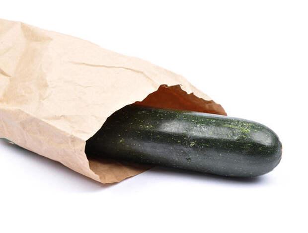 Как хранить кабачки в холодильнике