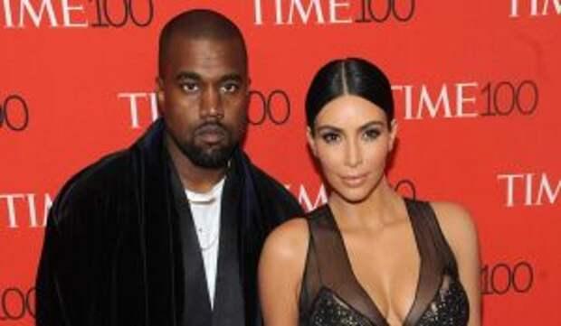 «Выплескивает гнев и грустит»: раскрыта причина развода Ким Кардашьян и Канье Уэста