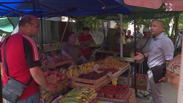 В Севастополе проводятся сельскохозяйственные ярмарки