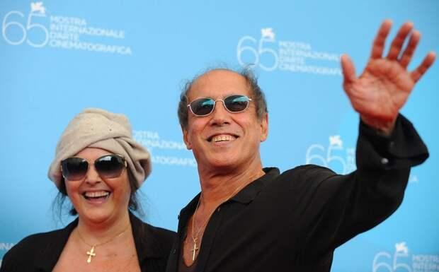 3 Адриано Челентано и Клаудия Мори: 50 лет вместе