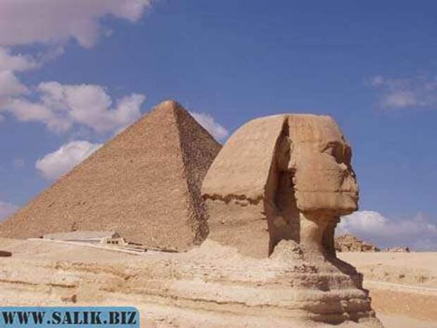 Сфинкс – страж пирамид