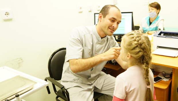 Поликлиники Подмосковья могут возобновить работу в полном объеме с 25 июня