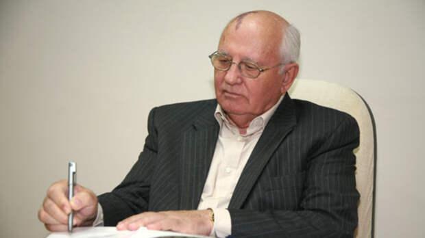 Политолог: «Горбачев старый иневсостоянии адекватно ответить наобвинение»