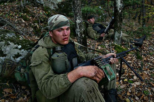 3143 Чечня и не только глазами Дмитрия Белякова