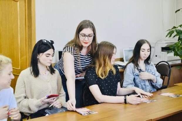Тамбовский филиал РАНХиГС провел выездной день открытых дверей в Котовском ин...