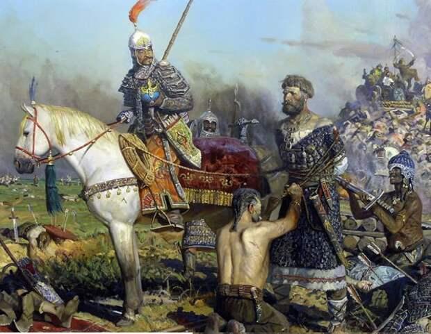 «Монголо-татарское иго»: история термина.