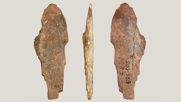 Учёные нашли инструменты для изготовления одежды возрастом 90 тыс. лет
