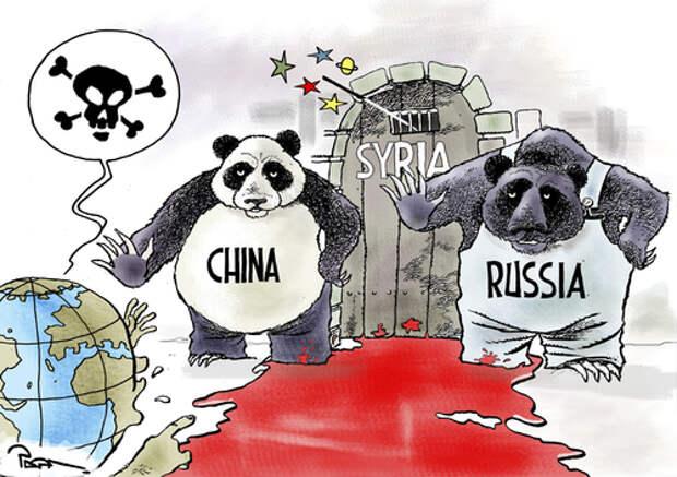 Война в Сирии: Кто настоящие антиимпериалисты?