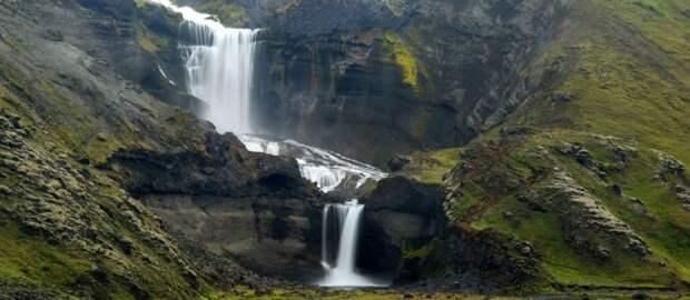 waterfalls31 Красоты водопадов Исландии в фотографиях