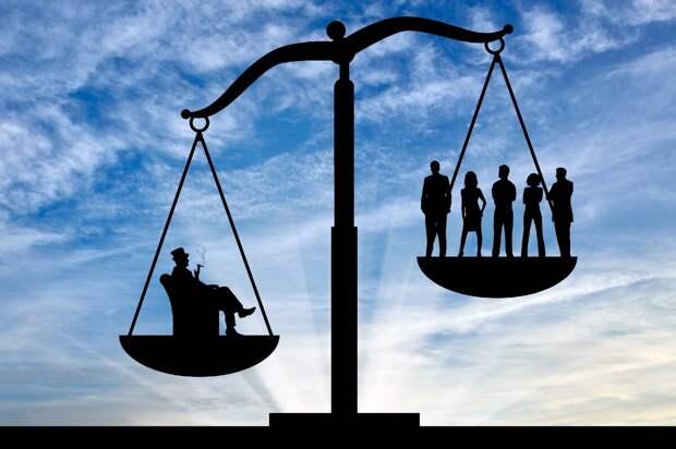 Сторонники Путина называют несправедливость - завистью . У нас неравенство не столько социальное , сколько территориальное