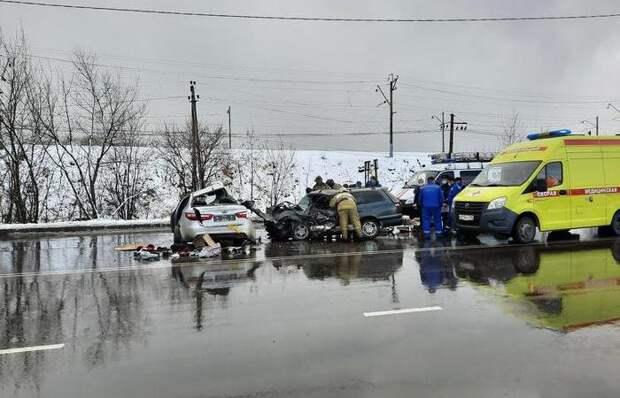 Рейтинг полиции: какие автомобили в России чаще попадают в аварии