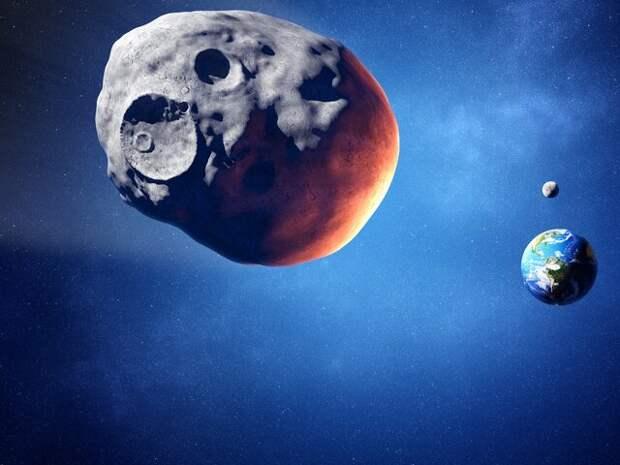 Астроном рассказал, опасен ли приближающийся к Земле астероид с пирамиду Хеопса