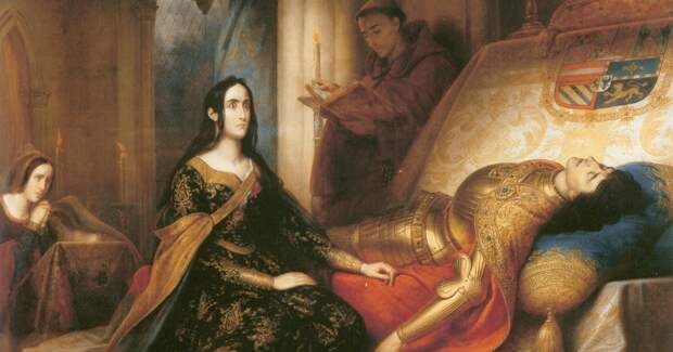 Хуана I Безумная: история королевы, не желавшей расстаться с умершим мужем
