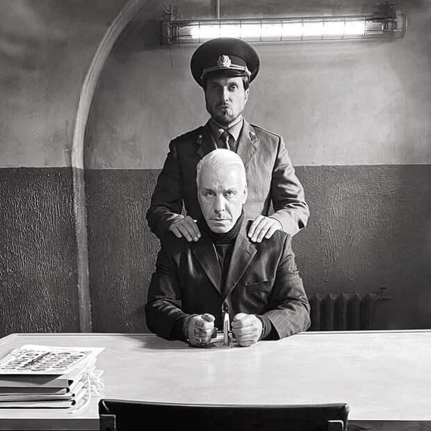 Александр Ревва и лидер группы «Rammstein» Тилль Линдеманн снялись в одном проекте