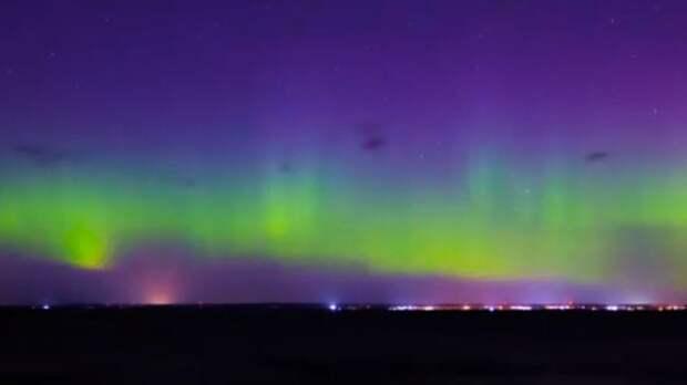 Старые видеозаписи помогли ученым обнаружить новый тип полярного сияния