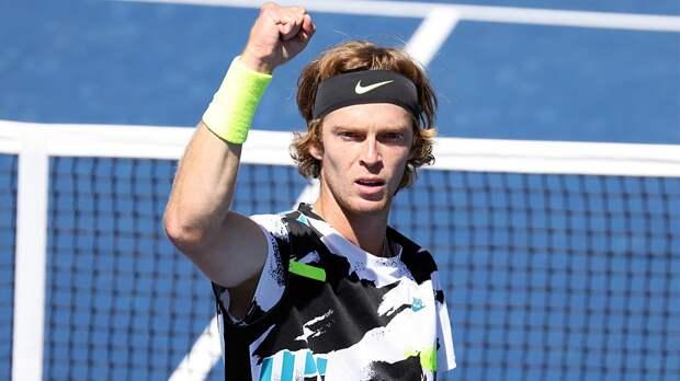 Рублев отомстил Берреттини за прошлогодний US Open. Андрей вышел в четвертьфинал мэйджора впервые за 3 года