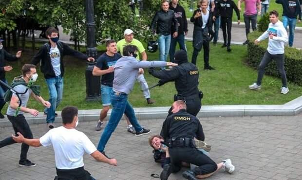 Блицкриг провалился – белорусская оппозиция вчистую проиграла улицу