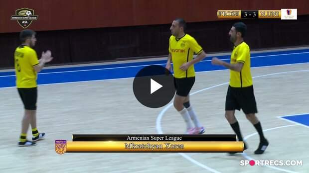 Proshyan FC5 : 4Newcastle UnitedINTER CUP 2021 , GROUP B (Tour 4)