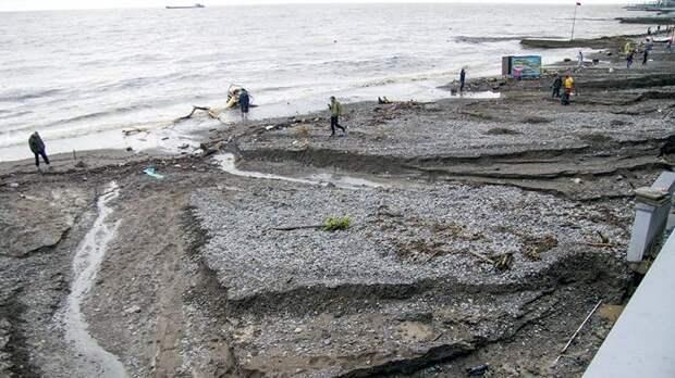 Крымские власти выделили 161 млн рублей на ликвидацию последствий потопа