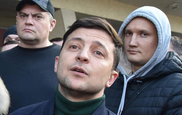 Зеленский заявил о готовности к диалогу с Путиным по Донбассу