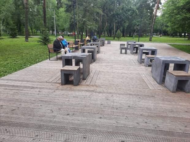 В парке «Торфянка» появятся камеры видеонаблюдения – управа