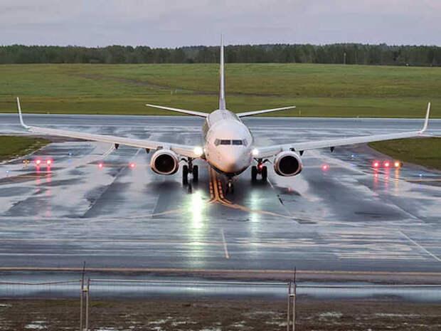 Беларусь: письмо о бомбе в самолете поступило из Швейцарии